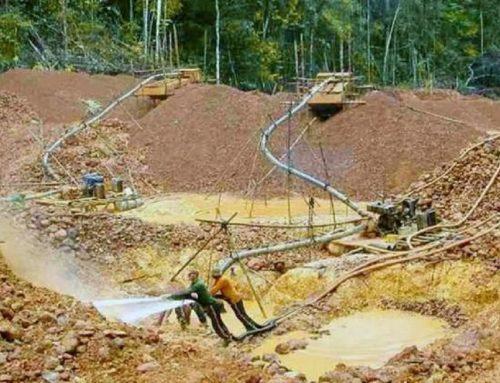 Maduro aprobó plan de financiamiento para el Arco Minero