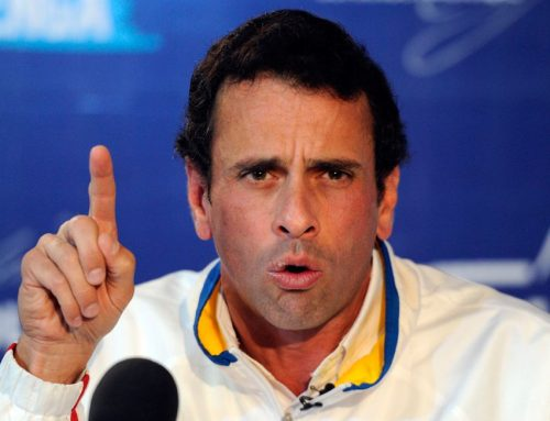 Henrique Capriles: La mesa de diálogo jamás será para negociar los derechos de los venezolanos
