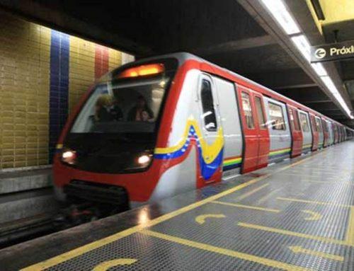 Metro de Caracas reabrió sus estaciones