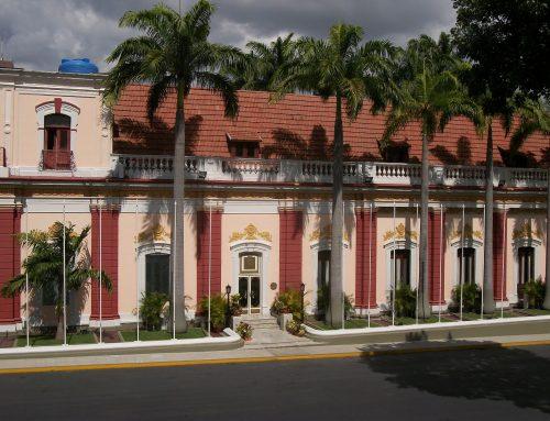 Se instalarán campamentos del oficialismo en el Palacio de Miraflores