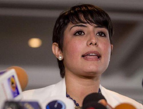 Patricia de Ceballos: Presos políticos de VP no tendrían permiso de recibir visitas