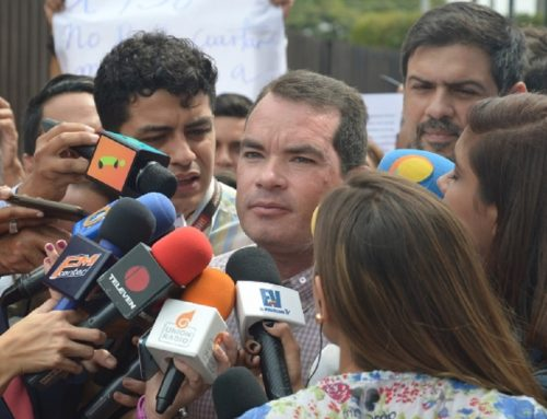 Tomás Guanipa: No vamos acatar la sentencia que nos impide estar en cualquier parte