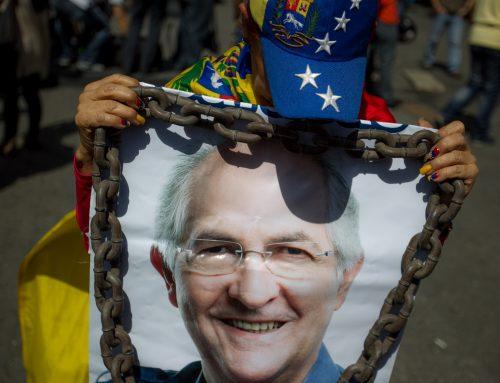 Familiares de Antonio Ledezma y dirigentes políticos exigieron su liberación en sede de la ONU