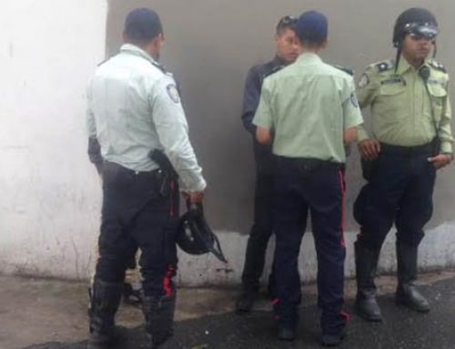 Doce presos se fugaron de la sede de la Policía de Caracas en la Cota 905