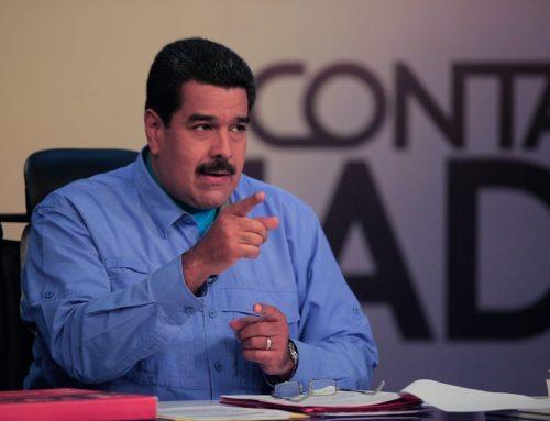 """Nicolás Maduro a Chino y Nacho: """"Yo los quiero, vuelvan a Venezuela, sean venezolanos"""""""