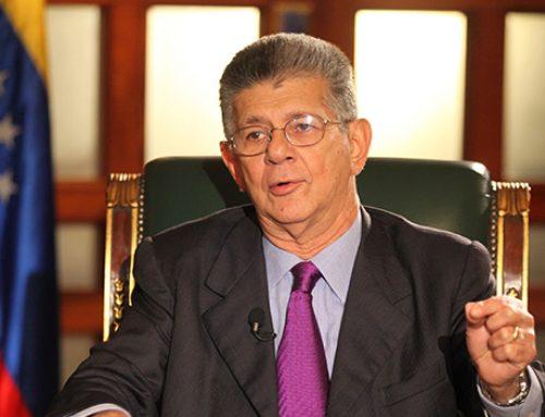Ramos Allup: En enero de 2017 trataremos el abandono de cargo de Maduro