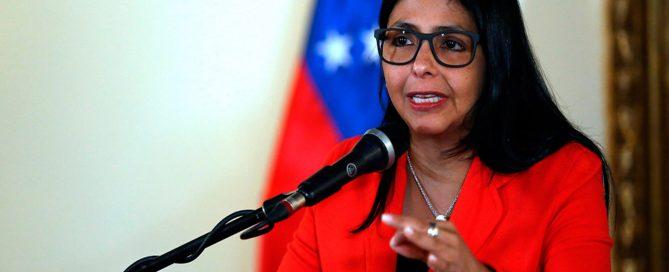 GOBIERNO DE VENEZUELA DECLARA SOBRE DISPUTA TERRITORIAL CON GUYA