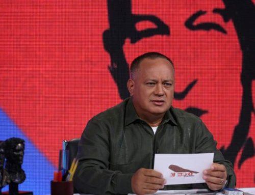 Diosdado Cabello: Nosotros estuvimos en Bolívar y allá no pasaba nada