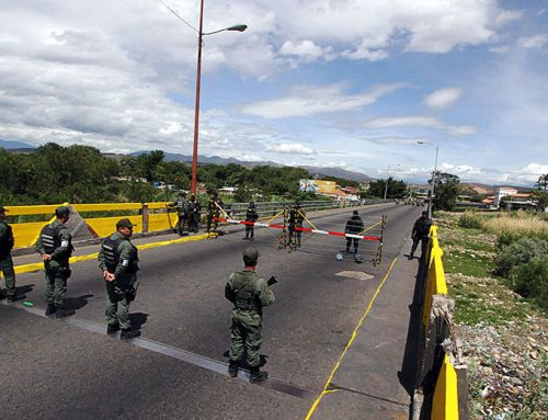 Vielma Mora informó que fue reestablecido el paso por frontera colombo-venezolana