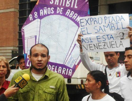 A 8 años de la expropiación del Sambil Candelaria vecinos claman respeto a la propiedad privada