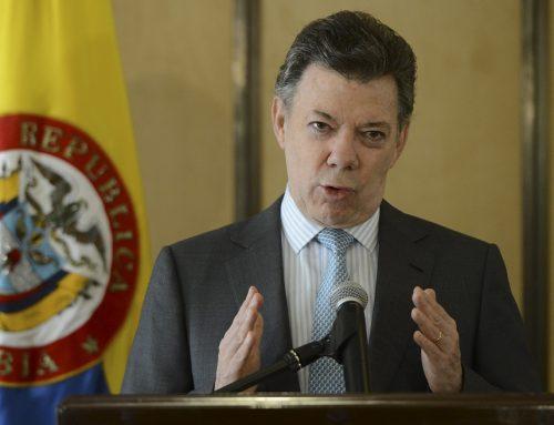 Santos pide más colaboración a Venezuela contra contrabando en la frontera