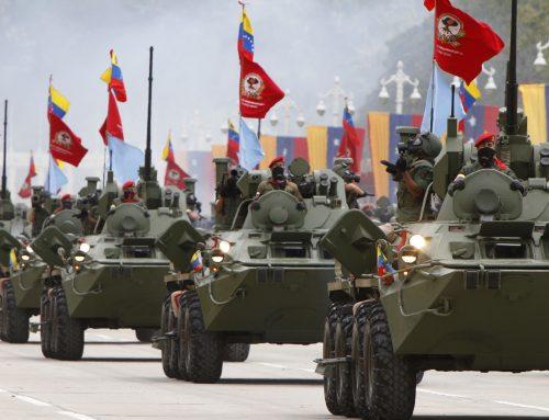 """#EstáDicho Doce efectivos del Ejército serán juzgados por """"rebelión y traición a la patria"""" (+fotos)"""