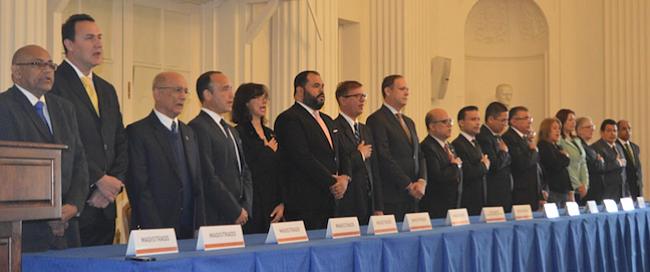 Los magistrados del nuevo Poder Judicial designado por la Asamblea Nacional son perseguidos del régimen de Maduro | NELLIE ROMERO IZARZA - El Tiempo Latino